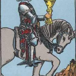 Knights Of Cups Reversed